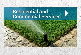 Residential and Commercial Services | sprinkler